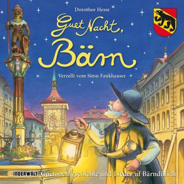CD Cover Guetnacht Bärn
